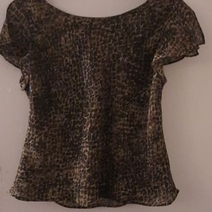 Nice fitted top from Studio I Petite